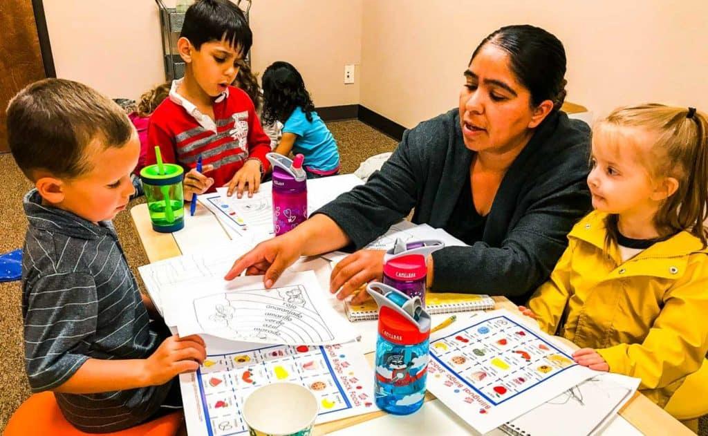 Preschool Spanish Class for Kids in Boise