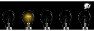 Light bulb photo illustration