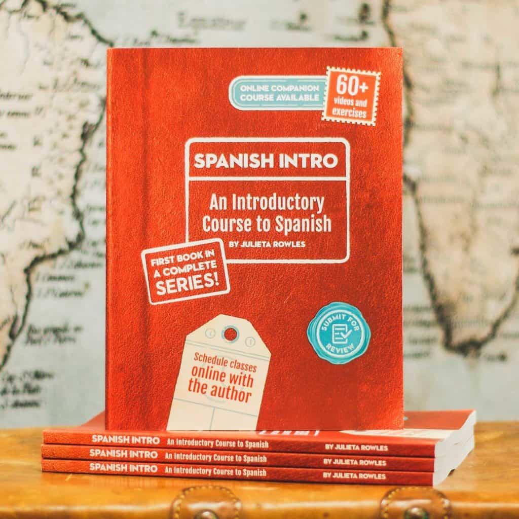 Spanish Intro Book