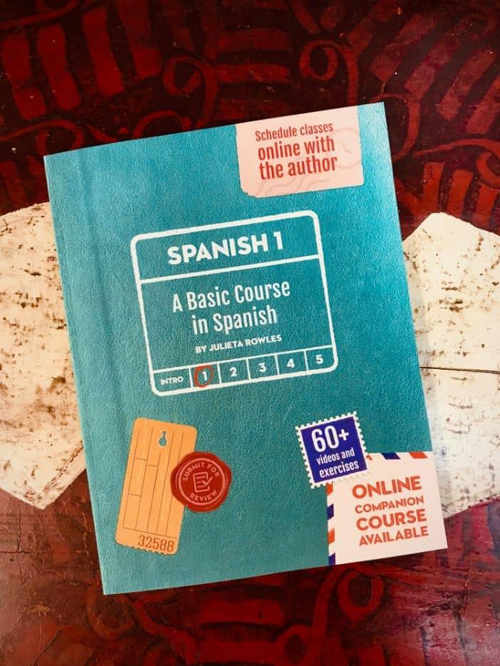 Spanish 1 Book