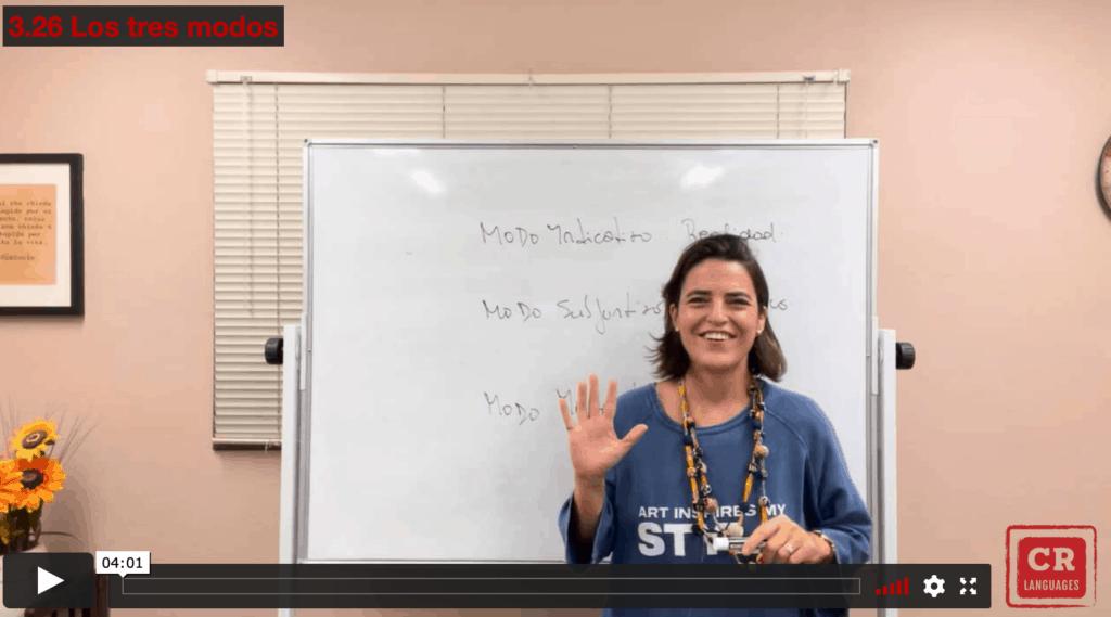 Instructor Video Snapshot